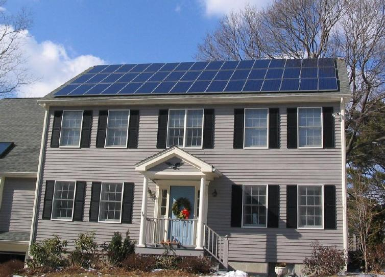 Benefits of using solar panels in your house