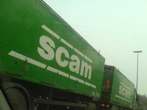 Green Scams